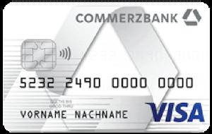 Commerzbank Prepaid Kreditkarte
