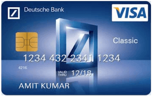 Deutsche Bank Card Plus