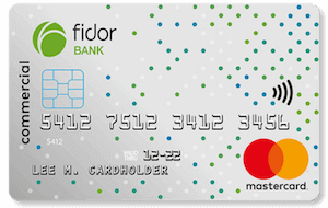 Fidor Business Debit Mastercard
